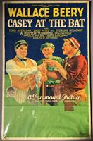 1927 Casey at the Bat One Sheet Poster, Style B