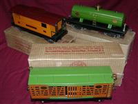 Beautiful Boxed Lionel 200 Freights