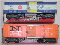 Boxed American Flyer S Ga Boxcars
