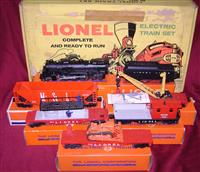 Boxed Lionel 1959 Set 1617S Day 1