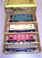 Boxed Lionel 808 Car Asst. Sept Day 1