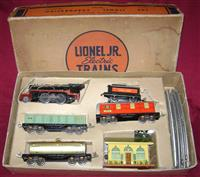 Boxed Lionel Junior Set 1054  Day 1