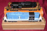 Clean Boxed Lionel 2346  2349 Sept Day 1