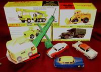 Dinky Vehicles