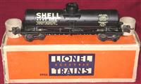 LN Boxed Lionel 2955 Shell Tank Car  Day 1