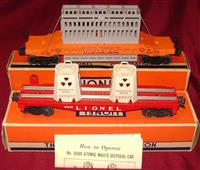 Many LN Boxed Lionel Freight Cars Sept Day 1