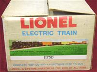 Mint 1969 Boxed Lionel Set 11750 Day 1