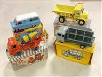 Nice Boxed Dinky Toy Vehicles