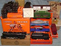 Nice Boxed Lionel 736 Set 2553WS