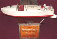 Nice Boxed Lionel Craft 44 Boat  Day 1