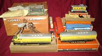 Nice Boxed Lionel RG F3 Set 2291W Sept Day 1