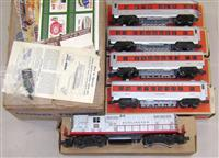 Nice Boxed Lionel Set 1536W