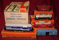 Nice Boxed Lionel Set 2375W Sept Day 1