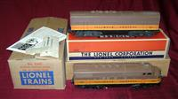 Nice Double-Boxed Lionel 2363 IC F3s Sept Day 1