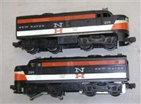 Nice Lionel 209 NH Alcos Sept day 1