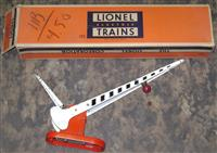 Rare White Painted Lionel 152 Sept Day 1