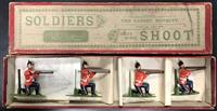 Rare, Britains Set 25 Soldiers that will Shoot