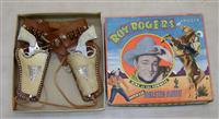 Roy Rogers Double Holster Set Sept Day 1