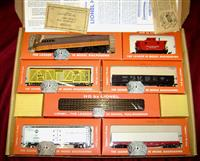 Scarce Boxed Lionel HO Set 5701 Sept Day 1