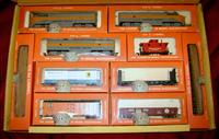 Scarce Boxed Lionel HO Set 5703 Sept Day 1