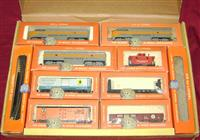 Scarce Early Lionel HO WP Set  Day 1
