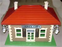 Scarce Late Lionel 124 Station