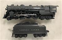 Scarce Lionel 763E With Coal Pile Tender
