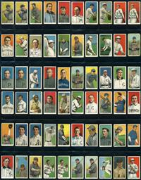 Single Owner T206 Collection, Approx. 480 Cards