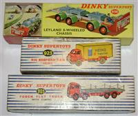 Some Boxed Dinky Toys Sept Day 1