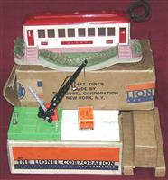 Super Boxed Lionel 442  46  Day 1