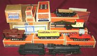 Super Boxed Lionel Set 1197W  Day 1