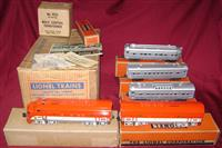 Super Boxed Lionel Set 1520W Day 1