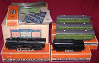 Super Boxed Lionel Set 2140WS Day 1