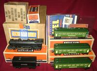 super Boxed Lionel Set 1190  Day 1