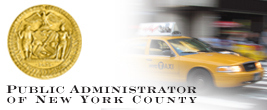 Public Administrator of NY County