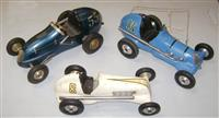 Collection Of Tether  Ramp Cars