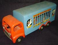 Large Tri-Ang Circus Truck with Animals