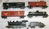Lionel 227 Semi-Scale Freight Set Day1