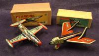 Many Boxed Japanese Airplanes