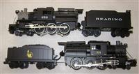 Many MTH RailKing Locomotives