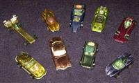 Many Topper Johnny Lightning Vehicles