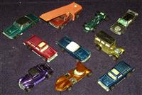 Mattel Hot Wheels Red Line Cars