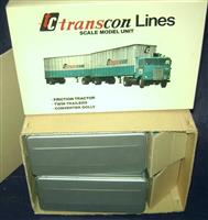 Mint Boxed 21_ TransCon Truck