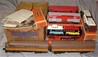 Nice Boxed Lionel IC Freight Set