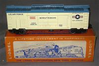 Scarce Boxed Lionel 3665 Lt Blue Roofs, 3619 Mold