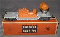 Scarce Lionel 3520 Orange Light Housing