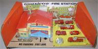 Unusual TootsieToy Fire Dept Set Day 1