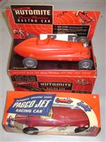 Wen-Mac  PAGCO Tether Cars